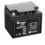 DIAMEC 12V 40Ah zselés ólom akkumulátor