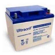 ULTRACELL 12V 40 Ah Zselés ólom akkumulátor 109043