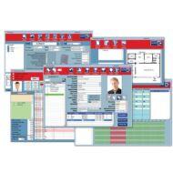 SOYAL AR-1001 szoftver 1.11 Beléptető és munkaidő nyilvántartó szoftver