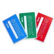 SOYAL AR-TAGC-SOR Programozói kártyacsomag ARTAGCSOR
