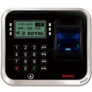SOYAL AR-837EFiDi-1500-3DO-1X 3D optikai ujjlenyomat olvasó ezüst 114115