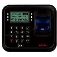 SOYAL AR-837EFB-1500-3DO-BX 3D optikai ujjlenyomat olvasó fekete 114122