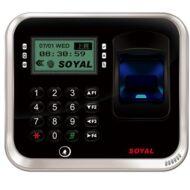SOYAL AR-837EFB-1500-3DO-1X 3D optikai ujjlenyomat olvasó ezüst 114123