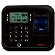 SOYAL AR-837EFS-1500-3DO-BX 3D Optikai ujjlenyomat olvasó fekete 114130