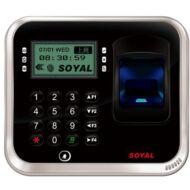 SOYAL AR-837EFS-1500-3DO-1X 3D Optikai ujjlenyomat olvasó ezüst 114131