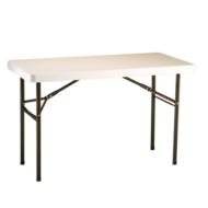 LIFETIME Összecsukható asztal 122x61cm 3121565