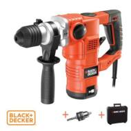 Black&Decker Fúrókalapács 1250W SDS kofferrel KD1250K