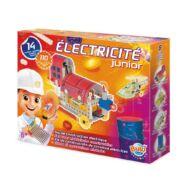 BUKI ELECTRICITE Elektronikai mérnök - elektronikus építőkészlet