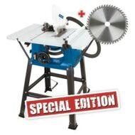 Scheppach HS 81 S Special Edition asztali körfűrész HS81S