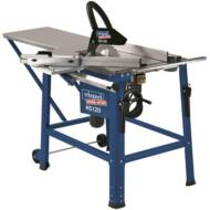 Scheppach HS 120 asztali körfűrész PRO 230V HS120