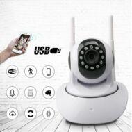 Mozgatható WiFi kamera 2 antennával HOP1000774