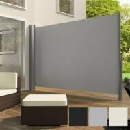 Kihúzható árnyékolófal választható 3 színben fekete