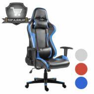 Gamer forgószék kék PRO HOP1000874-2