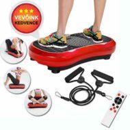 Vibrációs tréner 220W piros HOP1000755-1