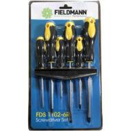 FIELDMANN FDS 1102-6R Csavarhúzó készlet FDS11026R