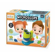 BUKI Mikroszkóp Mini tudomány