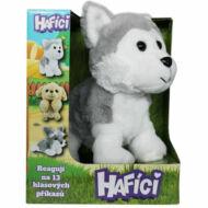 HAFICI hangra reagáló plüss kutya Husky