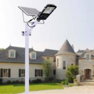 Napelemes udvari világítás szett 40 LED HOP1000959-1