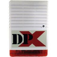 DPX 128 Kültéri akkumulátoros hang és fényjelző 115210