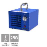 OZONEGENERATOR Blue 7000 ózongenerátor gyorscserés ózonkazettával OG-HE-152R