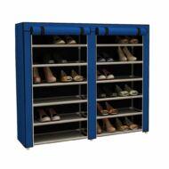 Mobil cipőtároló szekrény kék HOP1000975-4