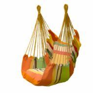 Függőszék párnával narancssárga HOP1001069-2