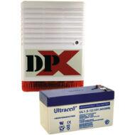 DPX 128 + 1,2Ah akkumulátor 115211