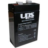 UPS 6V 2,8Ah 115729