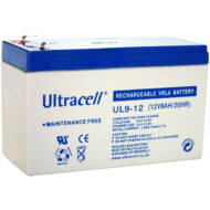 ULTRACELL 12V 9 Ah 117145