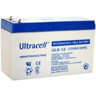 ULTRACELL 12V 9 Ah 117145