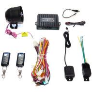STEEL MATE 838X Autóriasztó FSK ugrókódos rendszerrel 115106