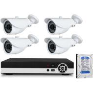 4 kamerás SANAN megfigyelőrendszer 115728