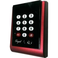 SOYAL AR-757H fekete/piros Komplett vezérlő és kártyaolvasó 113745