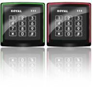 SOYAL AR-888H fekete hálózati vezérlő 114098