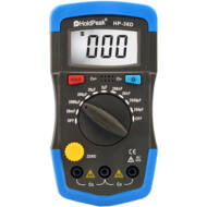HOLDPEAK 36D Digitális kapacitásmérő 114860