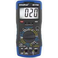 HOLDPEAK 770C Digitális multiméter 113757