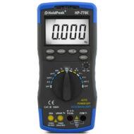 HOLDPEAK 770E Preciziós multiméter 114848