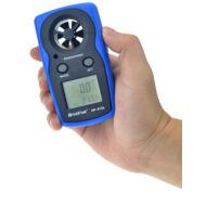 HOLDPEAK 817A Digitális szélerősség és hőmérsékletmérő 114874