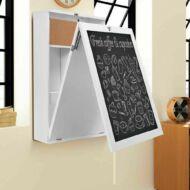 Lehajtható asztal fehér HOP1001082-2