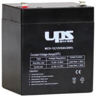 UPS 12V 5Ah akkumulátor 117133