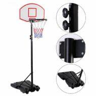 Mobil állítható kosárlabda palánk HOP1001178