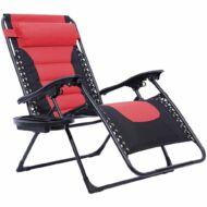 Delux Zéró gravitációs szék piros HOP1001201-2