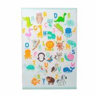 Gyerekszőnyeg állatok és betűk 130x180cm HOP1001235-3