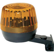 LUXA LED-es villogó narancs 2-24VDC/VAC 121269