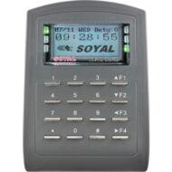 SOYAL AR-727EB hálózati vezérlő kártyaolvasó billentyűzet 121467