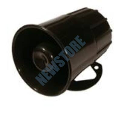 KPS-86T/SS-3520A fekete Beltéri hangjelző KPS86T SS3520A