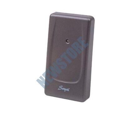 SOYAL AR-721UB szürke Kártyaolvasó hálózati központokhoz vagy önálló vezérlőkhöz AR721UB