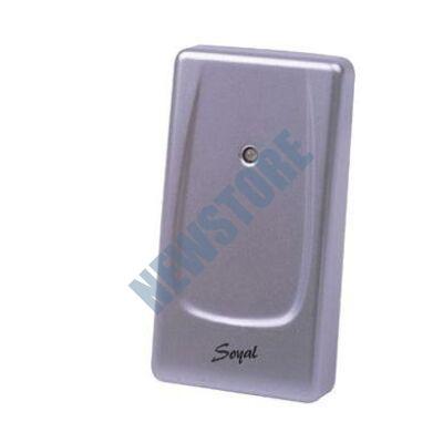 SOYAL AR-721UBW ezüst Kártyaolvasó hálózati központokhoz vagy önálló vezérlőkhöz AR721UBW