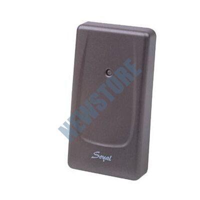 SOYAL AR-721UBW szürke Kártyaolvasó hálózati központokhoz vagy önálló vezérlőkhöz AR721UBW