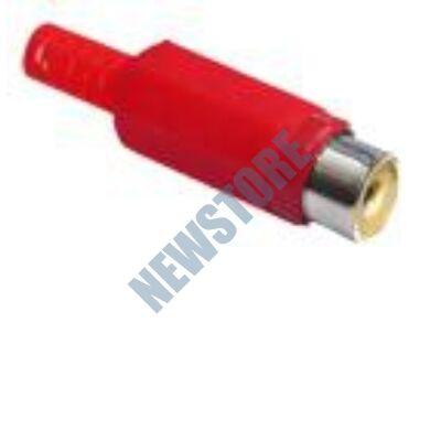 RCA aljzat lengő műanyag piros